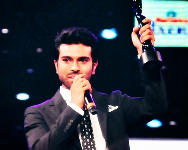 Ram Charan Awards and Nominations Nandi Filmfare Awards