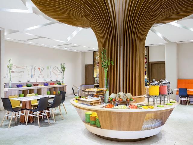 ibis Styles Bali Kuta Legian - restaurant