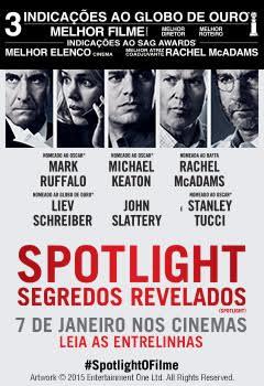 Spotlight: Segredos Revelados – HD 720p – Dublado