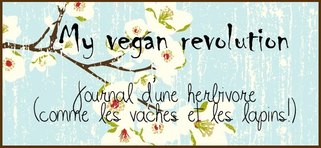 My Vegan Revolution