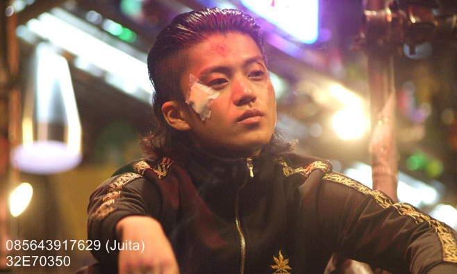 JAKET CROWS ZERO JAKET...