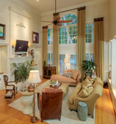 Greensboro Interior Design - Window Treatments Greensboro ...