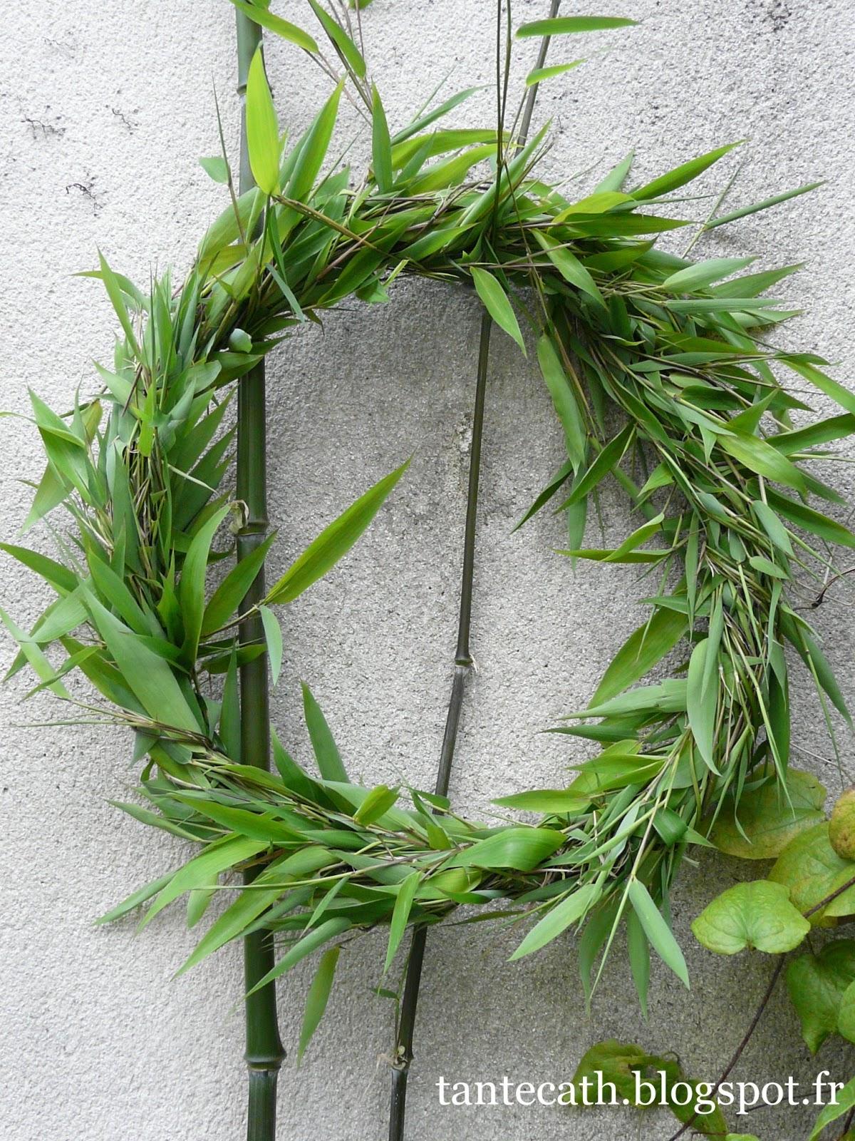 Que faire avec du bambou great planter des bambous dans - Faire pousser du bambou ...