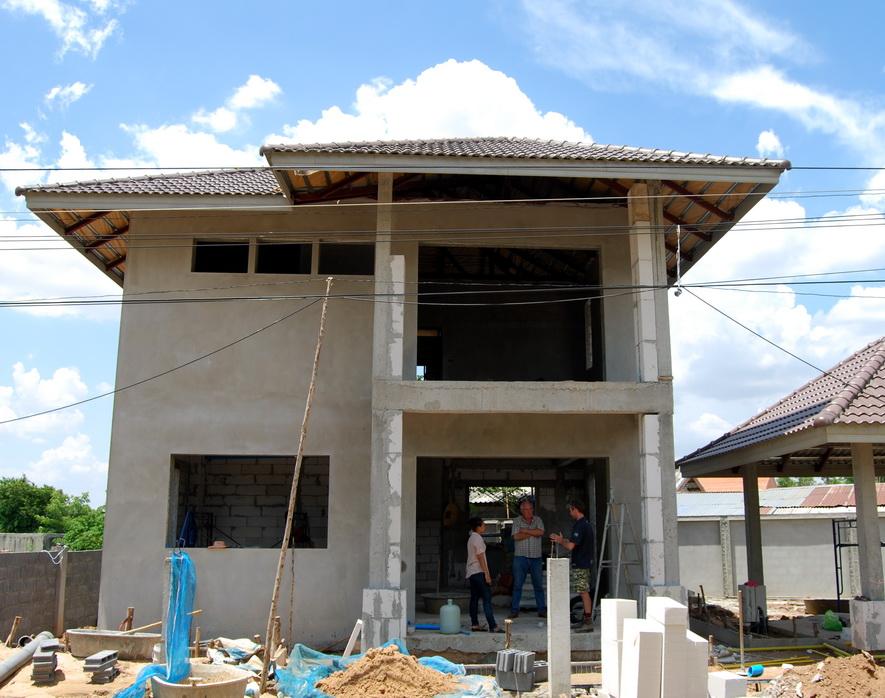 Buriram hitachi power tools water pumps buriram house for Minimalist house thailand