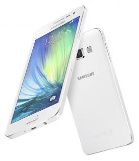 Harga Samsung Galaxy A3 - Putih