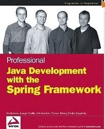 Must read Spring Framework book for Java developers