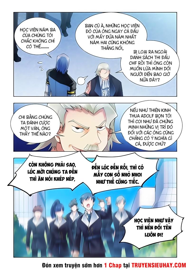 Đấu Chiến Cuồng Triều Chapter 47 - Hamtruyen.vn