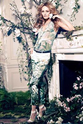 H&M primavera 2013 Conscious moda mujer