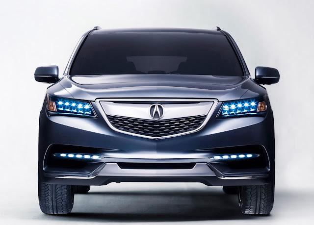 Acura MDX 2014 Concept Car