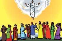 Yesus naik ke sorga