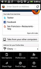 Download Firefox 10 Apk for Android