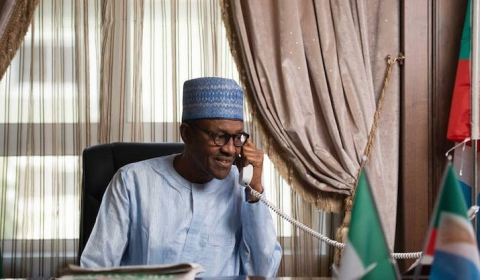 Buhari to UN - 'We can now deal effectively with Boko Haram'