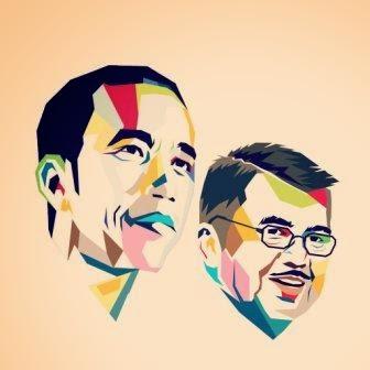 Nama-nama Menteri Dan Susunan Kabinet Kerja Jokowi JK