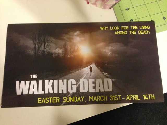 Easter: A Walking Dead Special