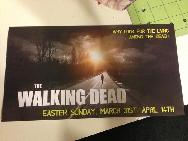 Easter: A Walking Dead Special