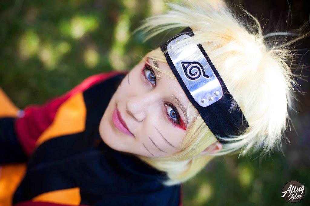 Naruto Senin Mode Cosplay