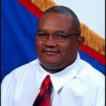 John Saldivar, Belize Minister of National Security