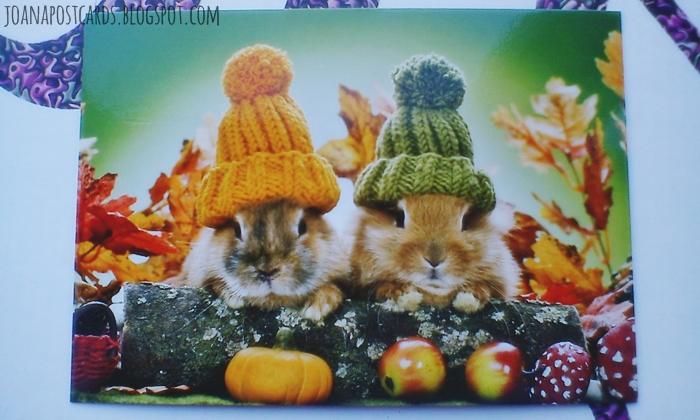 Jesienna pocztówka