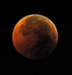 Gerhana Bulan Total 10 Desember 2011