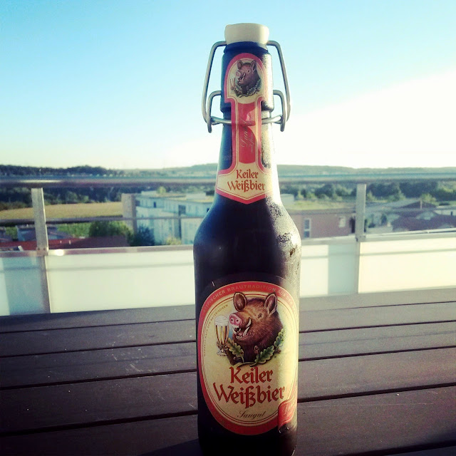 My new favourite beer, Germany