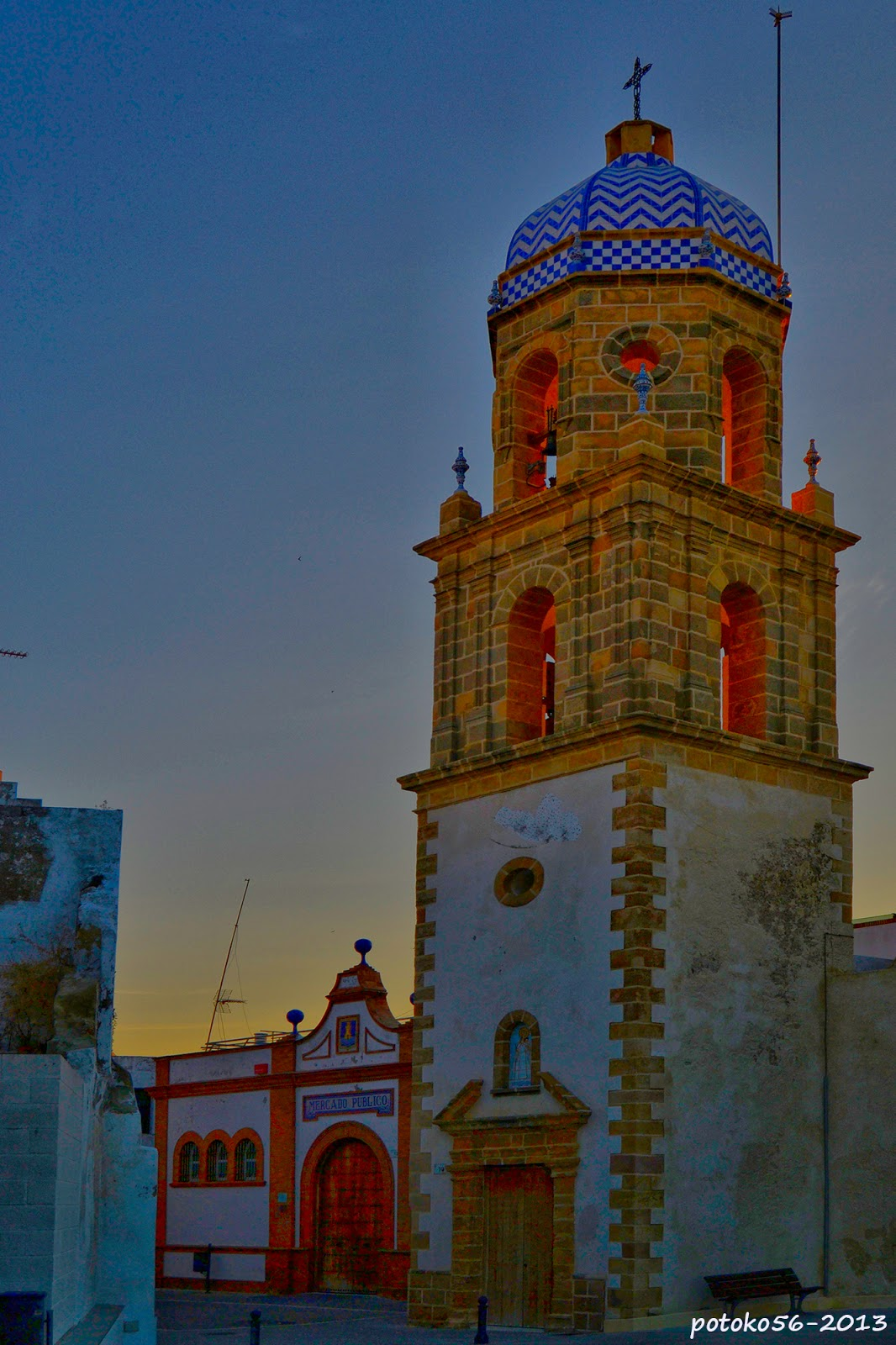 Torre del Convento de la Merced Rota