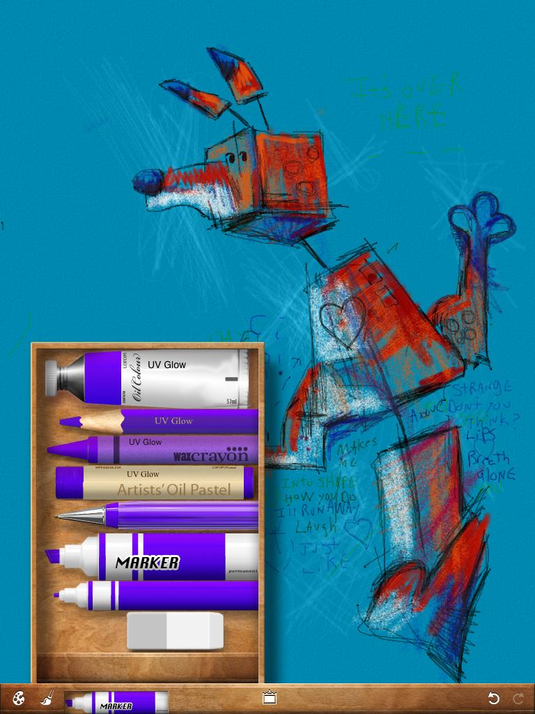 Ian Sands My Three Favorite Ipad Apps For Art Teachers