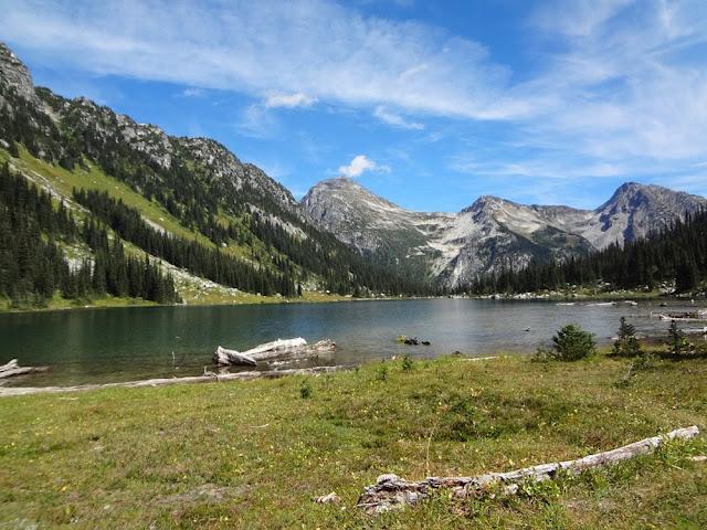 Long Lake, Tolkien Group, BC