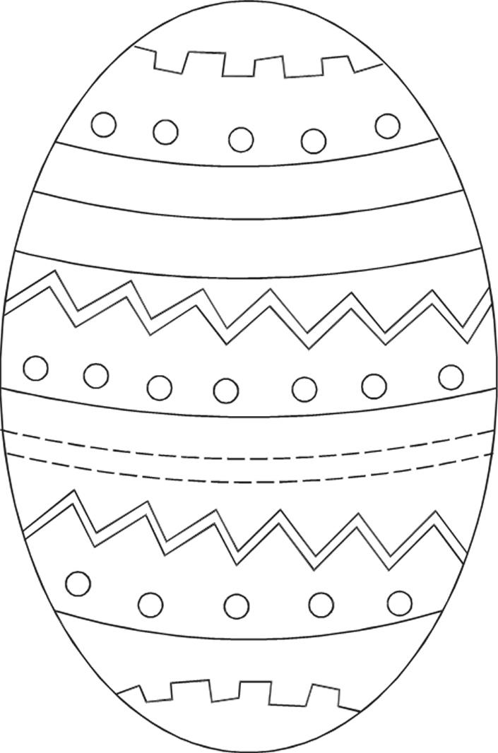 Excelente Huevos Hirviendo Para Colorear De Pascua Cresta - Dibujos ...