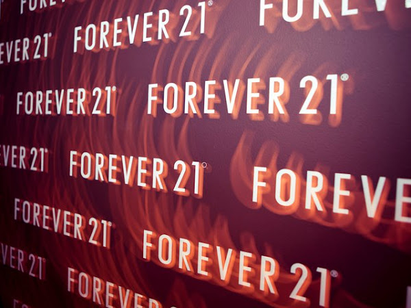 Forever 21 Pre-Party Party