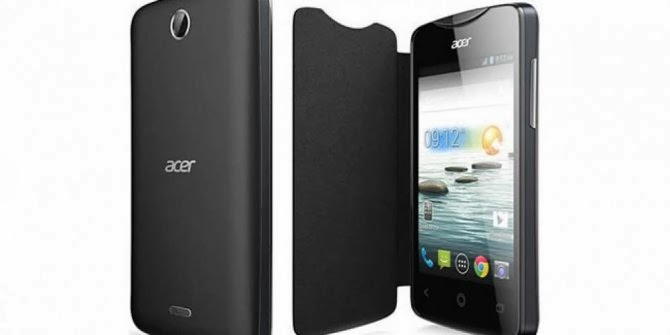 HP Android Acer Liquid Z3