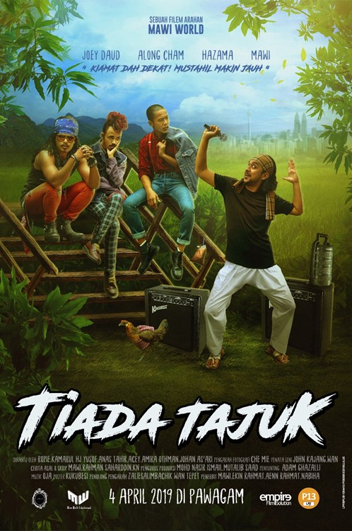 4 APRIL 2019 - TIADA TAJUK (Malay)