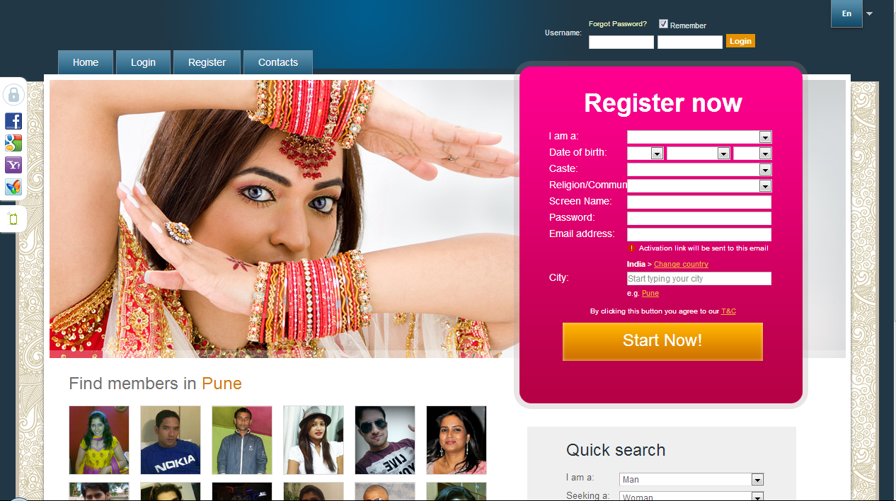 York hindu dating site