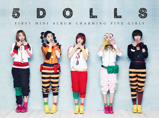 [MIXING] 5dolls - Your Words 20110216_5dolls_3