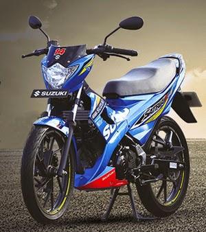 Satria Fu 150 Moto Gp