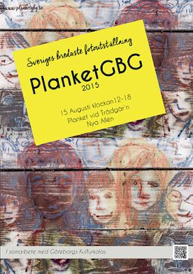 PlanketGBG 2015, planket, Göteborg