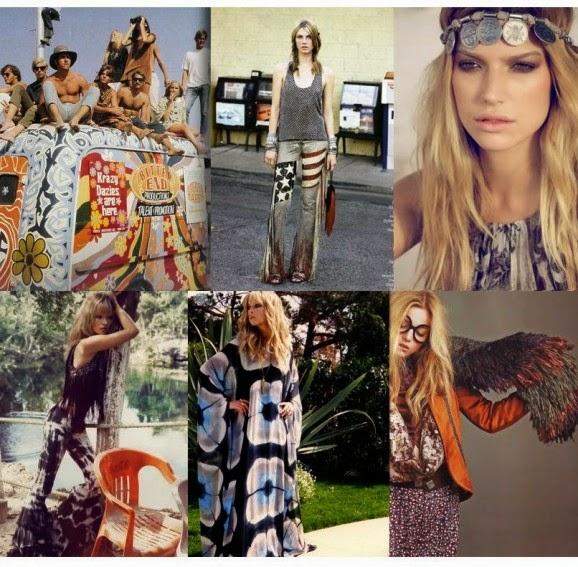 Alma de hippie - Moda hippie anos 70 ...