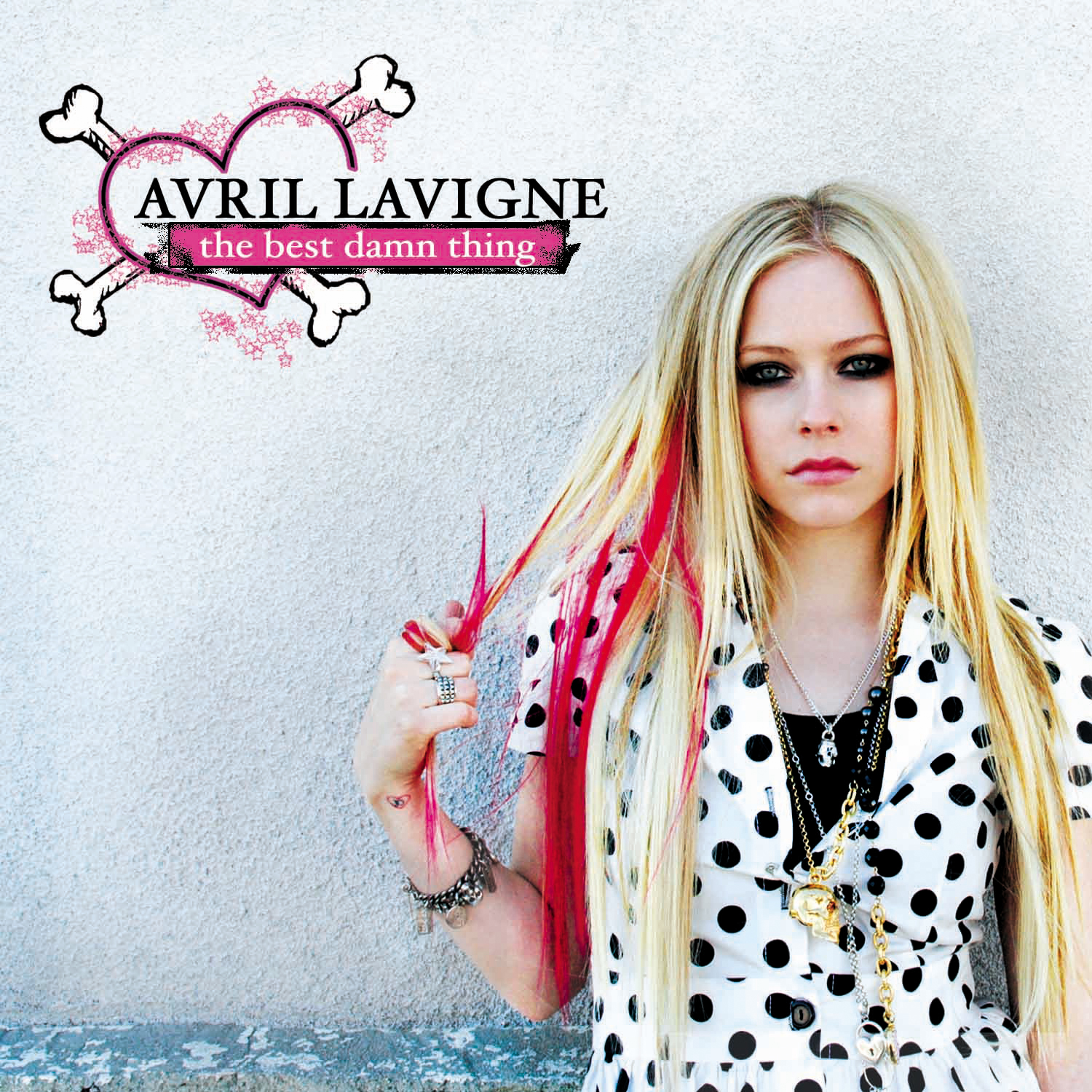 Avril Lavigne Best Damn Thing