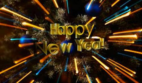Happy New Year 2016 GIF Photos Download