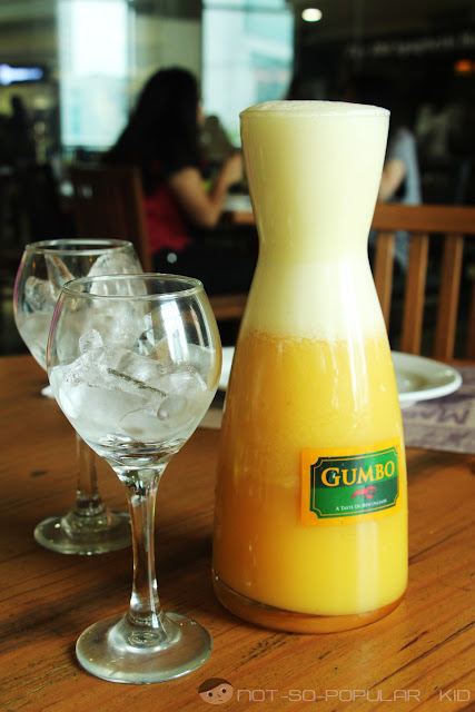 O'Lychee Pitcher by Gumbo