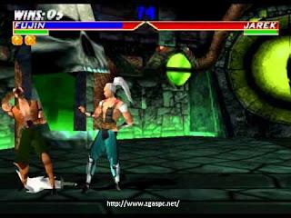 Mortal Kombat 4 PS1 Full Version Untuk Komputer Free Downlaod ZGASPC