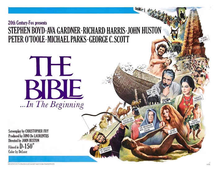 """The Bible: In the Beginning..."" (1966)"