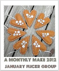 A Monthly Make - 2012 - January