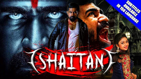 Poster Of Saithan Full Movie in Hindi HD Free download Watch Online 720P HD