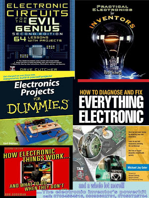 ELECTRONIC INVENTORS START UP KIT