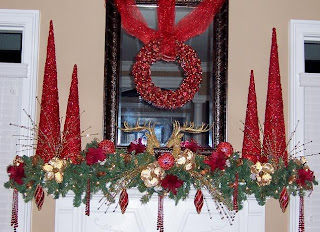 TREND MODE ARTIST ON 2012: Christmas Decorating Ideas