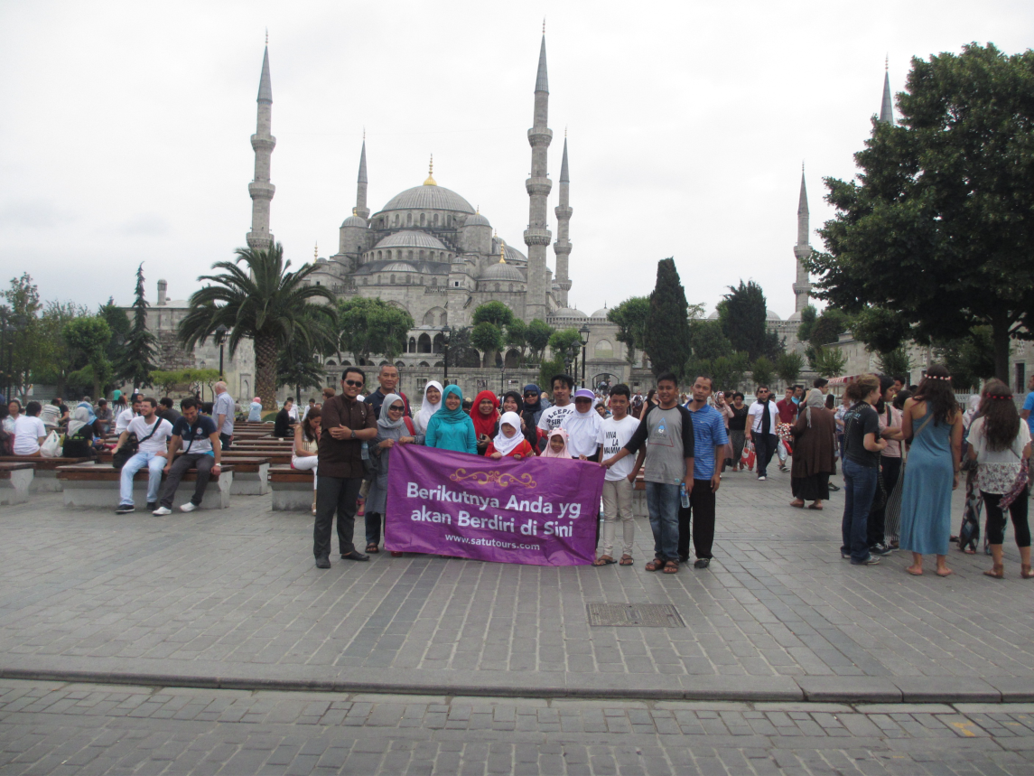 UMRAH PLUS TURKI 2014
