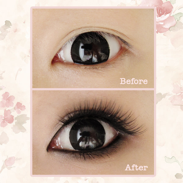 Change Your Look With Big Eye Contact Lenses