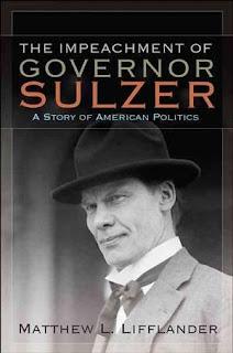 New Book: The Impeachment of Governor Sulzer
