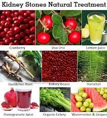 kidney stones natural treatment
