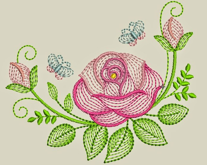 free downloadable machine embroidery designs